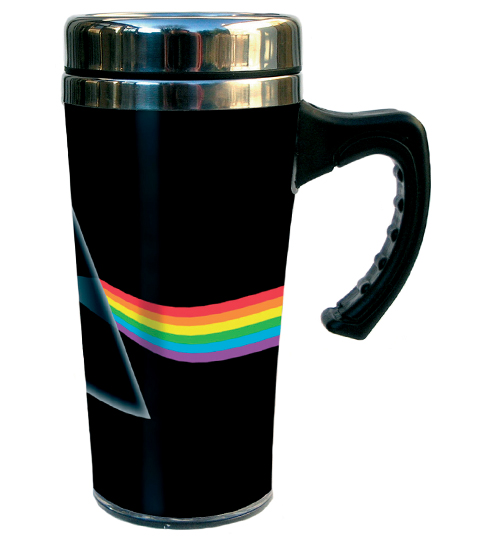 Floyd Dark Side Of The Moon Travel Mug