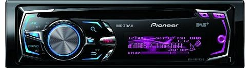 Pioneer CD RDS Tuner with Integrated DAB+ and Digital Radio product image