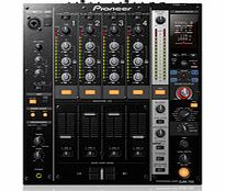 Pioneer DJM-750 4-Channel Digital DJ Mixer Black product image
