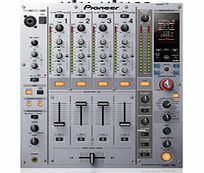 Pioneer DJM-750 4-Channel Digital DJ Mixer Silver product image