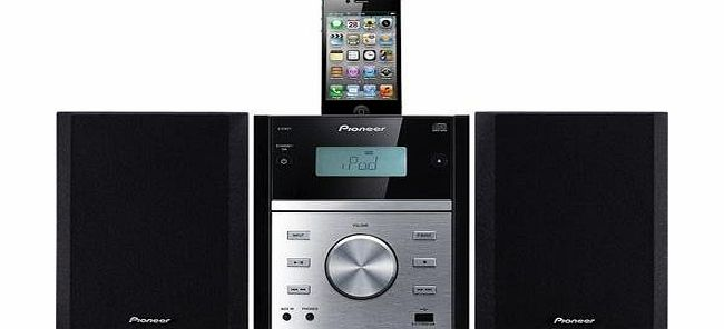 Pioneer  X-EM21 Micro Sound System Black product image