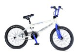 BMX Bike Piranha 400Tig welded Hi-Tensile Street/Park frame, top and down tube gussets. Fork: Tig welded Hi-Tensile. Chainset: Alloy 3 Piece 170mm crank, 36t chainring an (Barcode EAN = 5060206810075). - CLICK FOR MORE INFORMATION