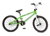 BMX Bike Piranha Catch 22Tig welded Hi-Tensile Street/Park frame, top and down tube gussets. Fork: Tig welded Hi-Tensile. Chainset: One Piece hot forged 165mm crank, 36t  (Barcode EAN = 5060206810037). - CLICK FOR MORE INFORMATION