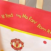 Manchester United - Cot Bumper - CLICK FOR MORE INFORMATION