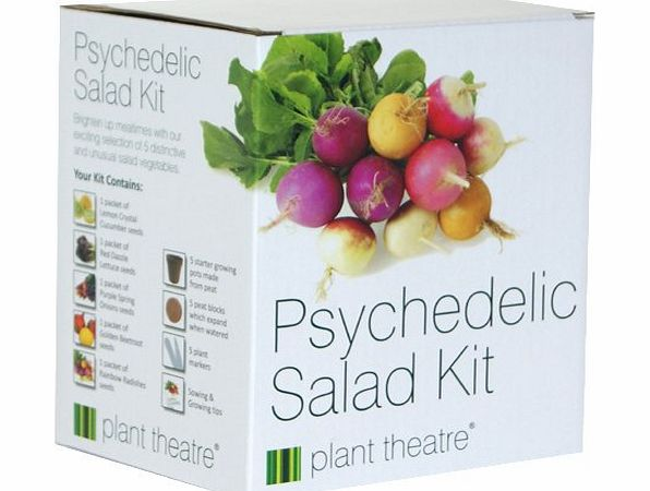 Plant Theatre Psychedelic Salad Kit product image
