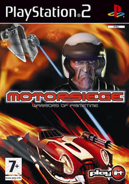 Motorsiege - Warriors of Prime Time - Playstation 2 Game - CLICK FOR MORE INFORMATION