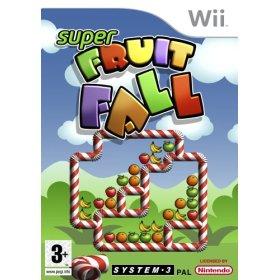 Play It Super Fruit Fall Wii