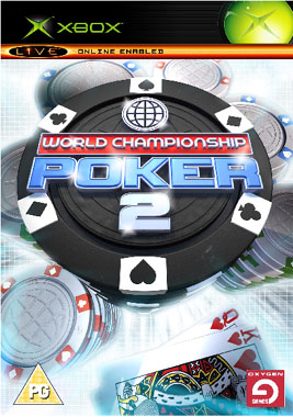 Play It World Championship Poker 2 Xbox product image