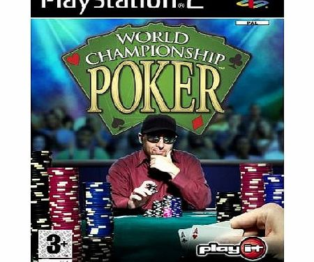 Play It World Championship Poker PS2 product image