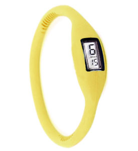 Player Accessories  Breo Sport / Active Mens Watch Yellow product image
