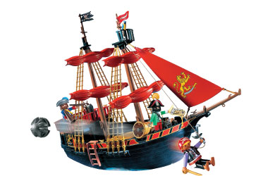 Playmobil - Blackbeards Pirate Ship 5736 product image