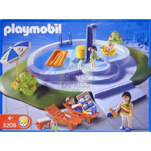 Playmobil city life modern living swimming pool - Playmobil swimming pool best price ...