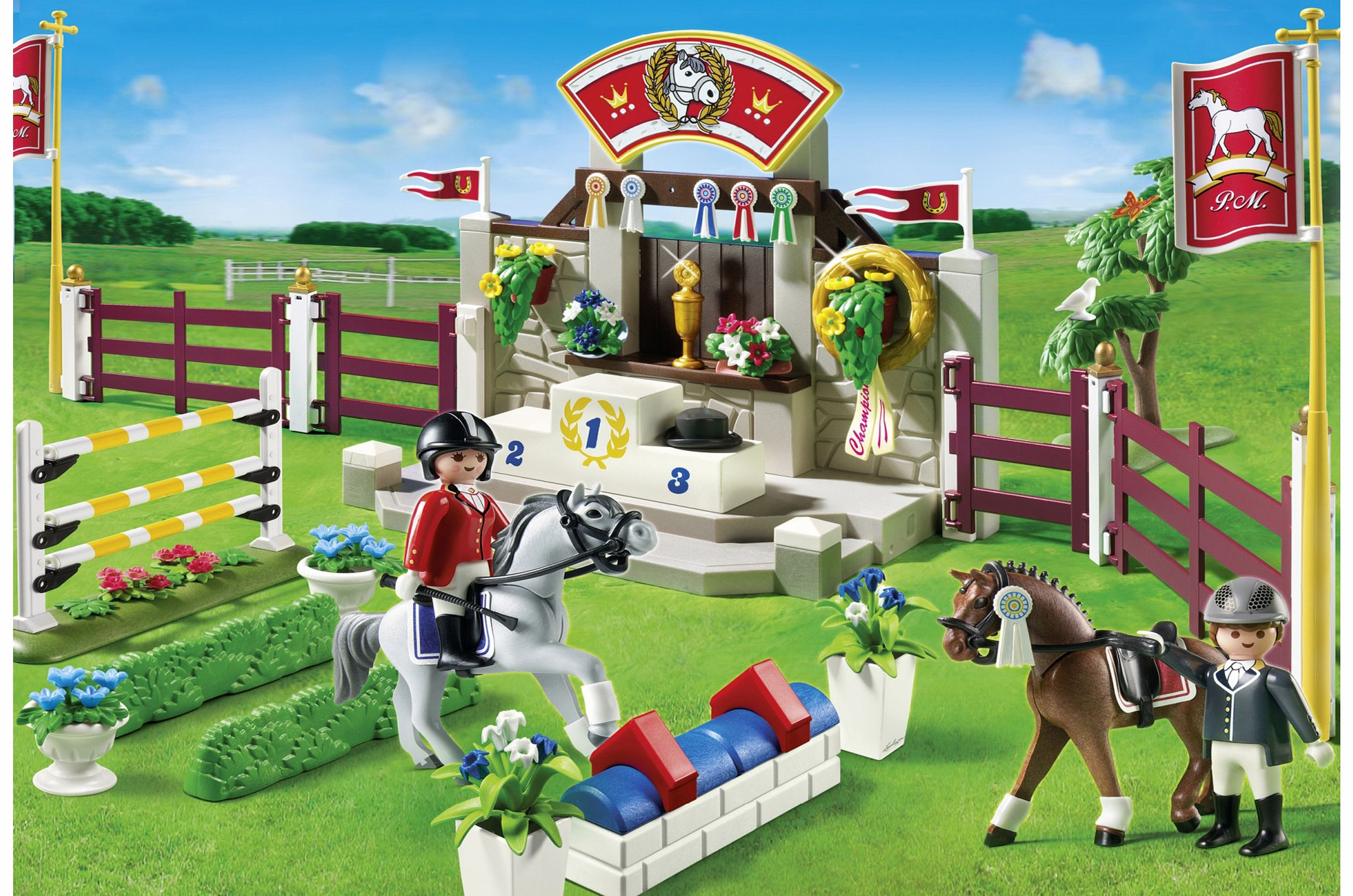 5564 besides Playmobil 5245 Western Fort 1 additionally Playmobil 6351 Wall Extension For Asian Dragon Castles 5479 5480 1 also Playmobil Suv With Horse Trailer 5223 additionally Plasticine Activity Bucket. on playmobil uk