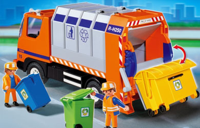 Recycling Truck 4418