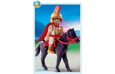 playmobil Warrior with Horse 4272 product image