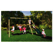 Plum Products Baboon Wooden Pole Activity Centre product image