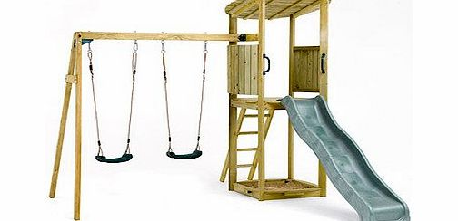 Plum Products Plum Bonobo 2 Wooden Climbing Frame product image