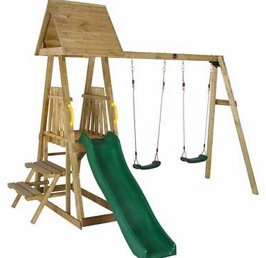 Plum Products Plum Indri Wooden Climbing Frame product image