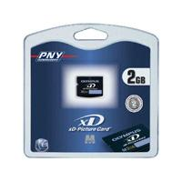 PNY Memory 2GB XD Card