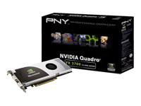 NVIDIA Quadro FX 3700 Graphics Card