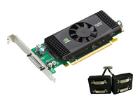 NVIDIA Quadro NVS 420 - graphics adapter - 2