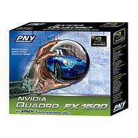 Quadro FX 1500 256MB PCI Express 16x with 2
