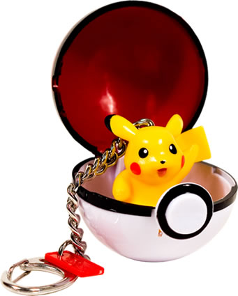 Pokemon Key Charms product image