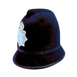 This hat is part of a whole range of police related hats and accessories, like hand cuffs and trunch - CLICK FOR MORE INFORMATION