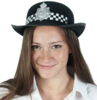 This felt hat is lots of fun but remember it is an offence to impersonate an officer of the law! - CLICK FOR MORE INFORMATION