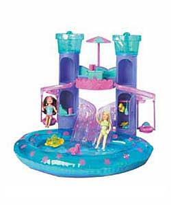 Polly Pocket Wild Waves Castle Doll Review Compare
