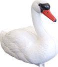 Pondxpert Ornamental Floating Swan