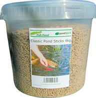 Pondxpert Pond Sticks Pond Food 4kg Tub