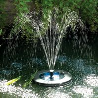 Pondxpert SolarShower Float 200