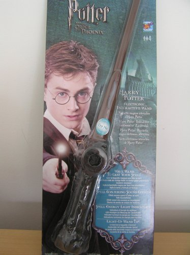 PopCo Harry Potter - Interactive Harry Potter Wand - Order of the Pheonix product image