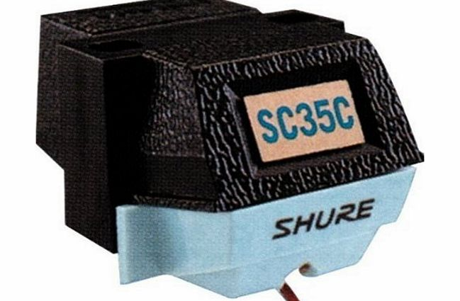 Portable4All Shure SC35C All-Purpose DJ Phono Cartridge Portable Consumer Electronic Gadget Shop product image
