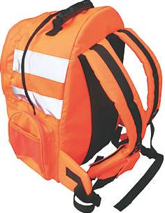 Portwest, 1228[^]5125F N/A Hi-Vis Rucksack Orange 5125F