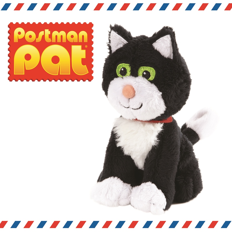 Jess The Cat Postman Pat Toy