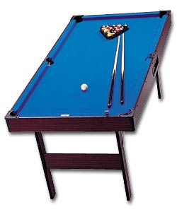 Snooker And Pool Tables And Equipment Pot Black 5ft