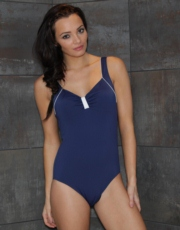 Daily Swimsuit - Navy