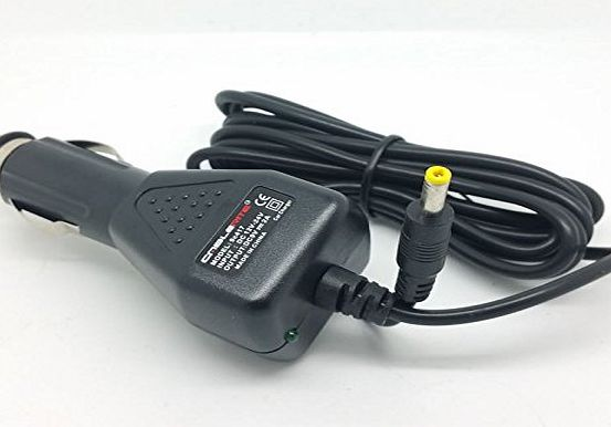 Power-adapters.co.uk 9V Philips PD709/05 Portable DVD Player Car Charger adapter