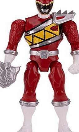 Power Rangers Dino Charge 16 cm Red Ranger Feature Figure