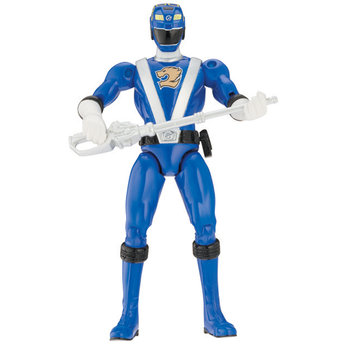 Power Rangers RPM 12.5cm Figure - Throttle Lion