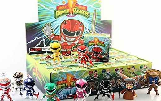Power Rangers The Loyal Subjects Power Rangers Mighty Morphin Wave 1 Blind Box Action Figure