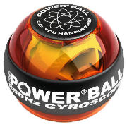 Whether you?re using it for fun, for sport or for fitness, the Powerball 250Hz Classic Amber is a fantastic activity for when you want to pass the time. With its certified 250Hz rotor, use the start cords to get the gyroscope moving, then use the mom - CLICK FOR MORE INFORMATION