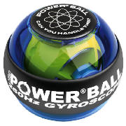 Whether you?re using it for fun, for sport or for fitness, the Powerball 250Hz Classic Blue is a fantastic activity for when you want to pass the time. With its certified 250Hz rotor, use the start cords to get the gyroscope moving, then use the mome - CLICK FOR MORE INFORMATION