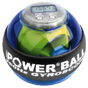 Whether you?re using it for fun, for sport or for fitness, the Powerball 250Hz Pro Blue is a fantastic activity for when you want to pass the time.   With its certified 250Hz rotor, use the start cords to get the gyroscope moving, then use the moment - CLICK FOR MORE INFORMATION