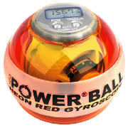 Whether you?re using it for fun, for sport or for fitness, the Powerball Neon Pro Red is a fantastic activity for when you want to pass the time.   With its certified 250Hz rotor and 6 ultra-bright LED?s, use the start cords to get the gyroscope movi - CLICK FOR MORE INFORMATION
