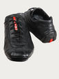 SHOES BLACK 41.5 IT PR8-T-4E1165-EFX