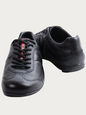 SHOES BLACK 42.5 IT PR8-T-4E1627-05B
