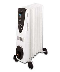 BIONAIRE BOH2513G OIL FILLED RADIATOR 220 VOLT, 50HERTZ, 3KW WITH